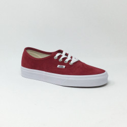 VANS U AUTHENTIC ROUGE
