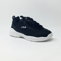 FILA RAY LOW NOIR